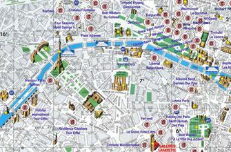 Туры экскурсии отели парижа отели